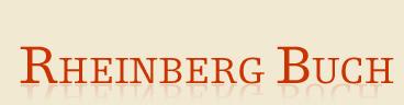 Rheinberg Buch
