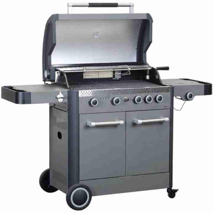 primaster gasgrill boston 450 top grill zum top preis. Black Bedroom Furniture Sets. Home Design Ideas
