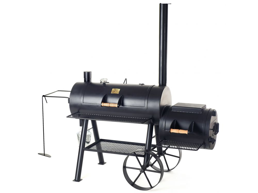 Joes Barbeque Smoker 16'' Reverse Flow