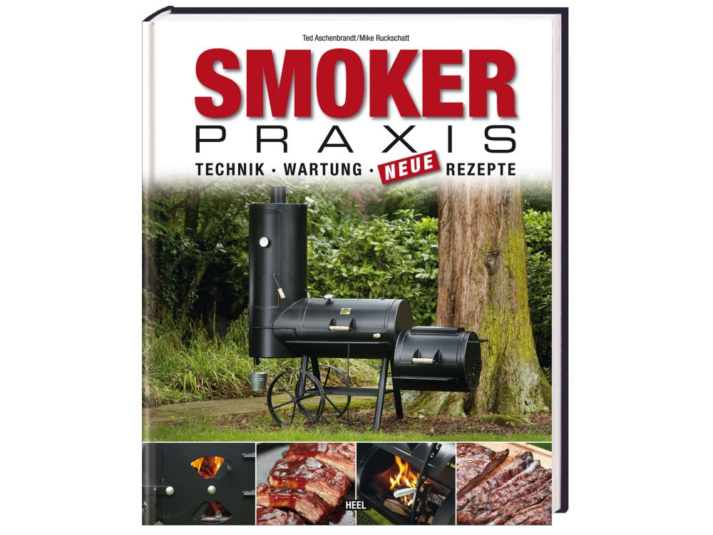 Buch Smoker Technik