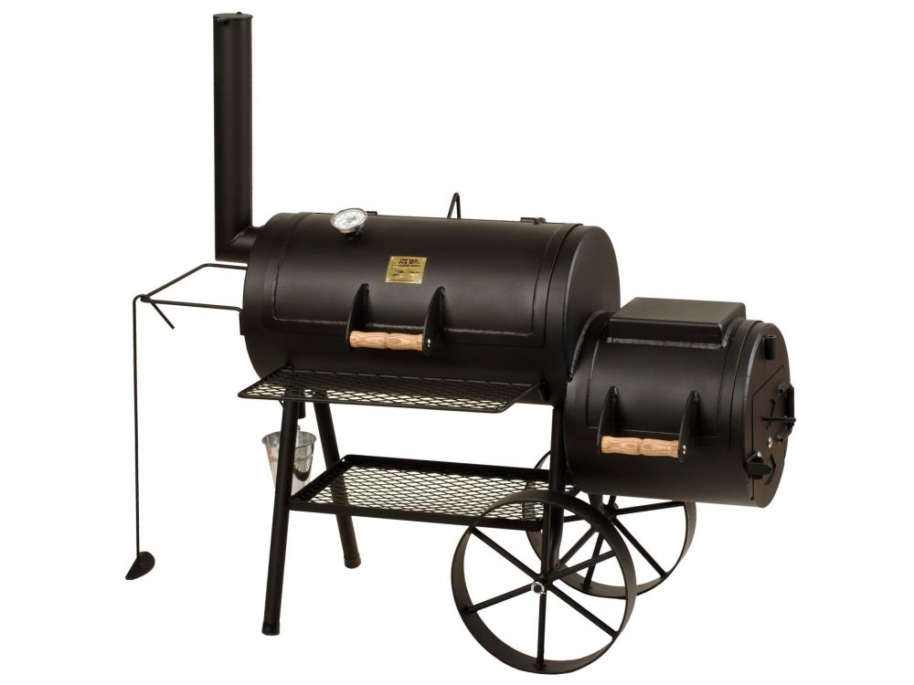 Joes BBQ Smoker Rumo Special