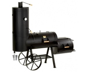 Rumo Joe's Barbeque Smoker 20'' Chuckwagon