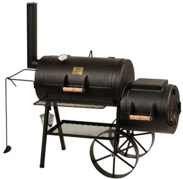 Rumo Joe's Barbeque Smoker 16'' Classic