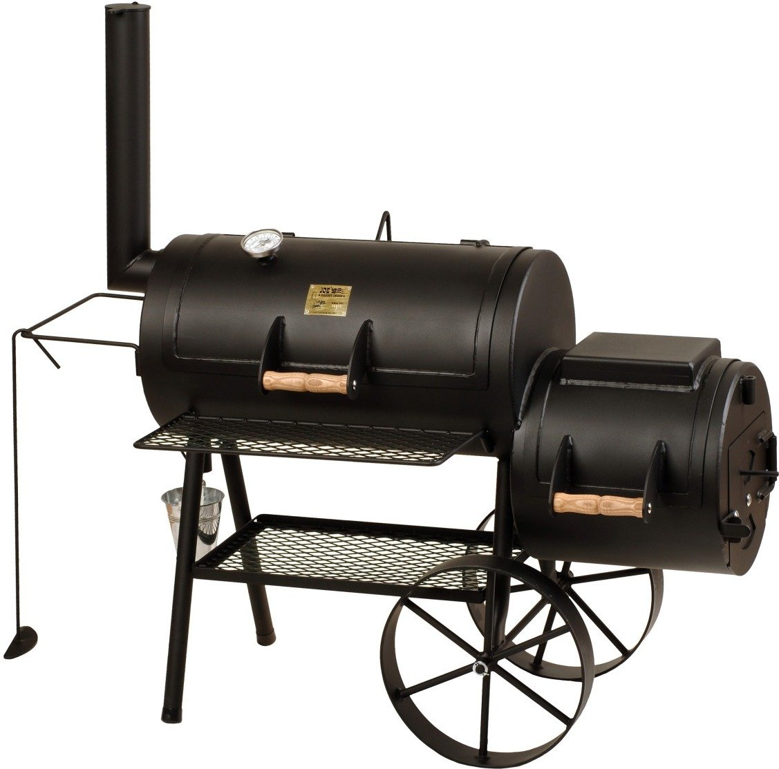 Rumo Joe's Barbeque Smoker 16'' Special