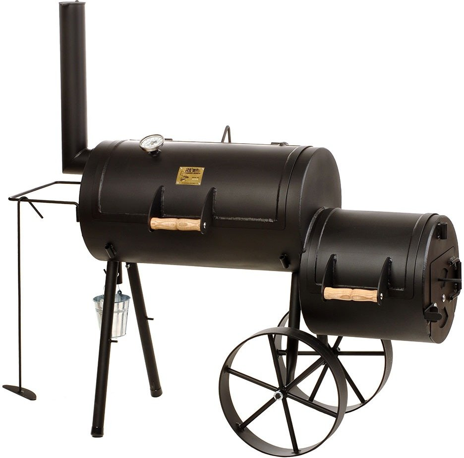 Rumo Joe's Barbeque Smoker 16'' Wild West