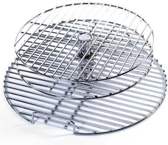 Big Green Egg Cooking Grid 3 Ebenen (06-71548-25)