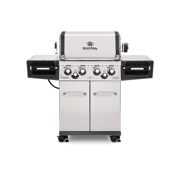 Broil King Regal 490 PRO inkl. Knopfbeleuchtung 2016