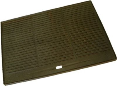 BBQ Scout Grill´n Smoke Cast Iron Reversible Griddle