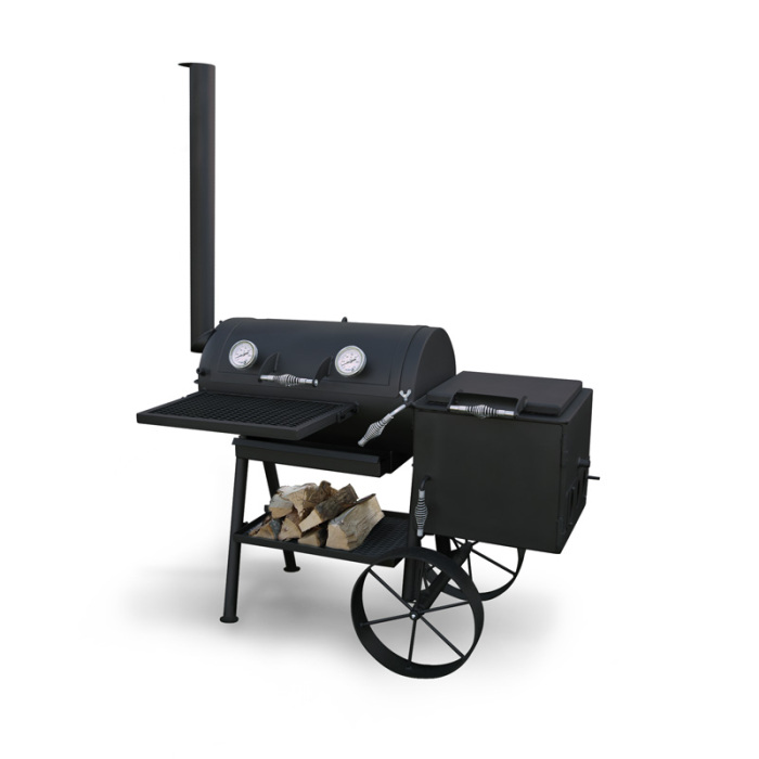 "BBQ Smoker Smoke-it 16"" Entry Competition schwarz"