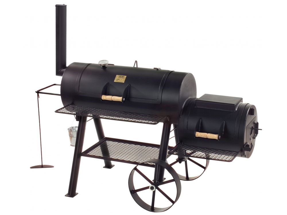 Joes Barbeque Smoker 16'' Longhorn