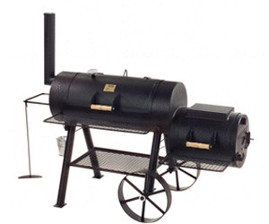 Rumo Joe's Barbeque Smoker 16'' Longhorn