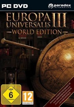 Europa Universalis III: World Edition (PC)