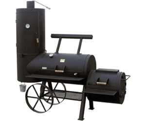 Rumo Joe's Barbeque Smoker 24'' Chuckwagon Catering