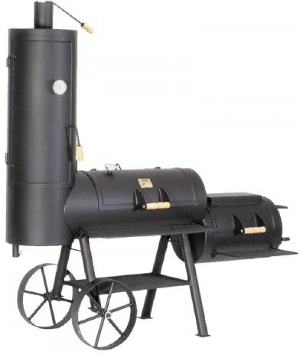 Rumo Joe's Barbeque Smoker 16'' Chuckwagon