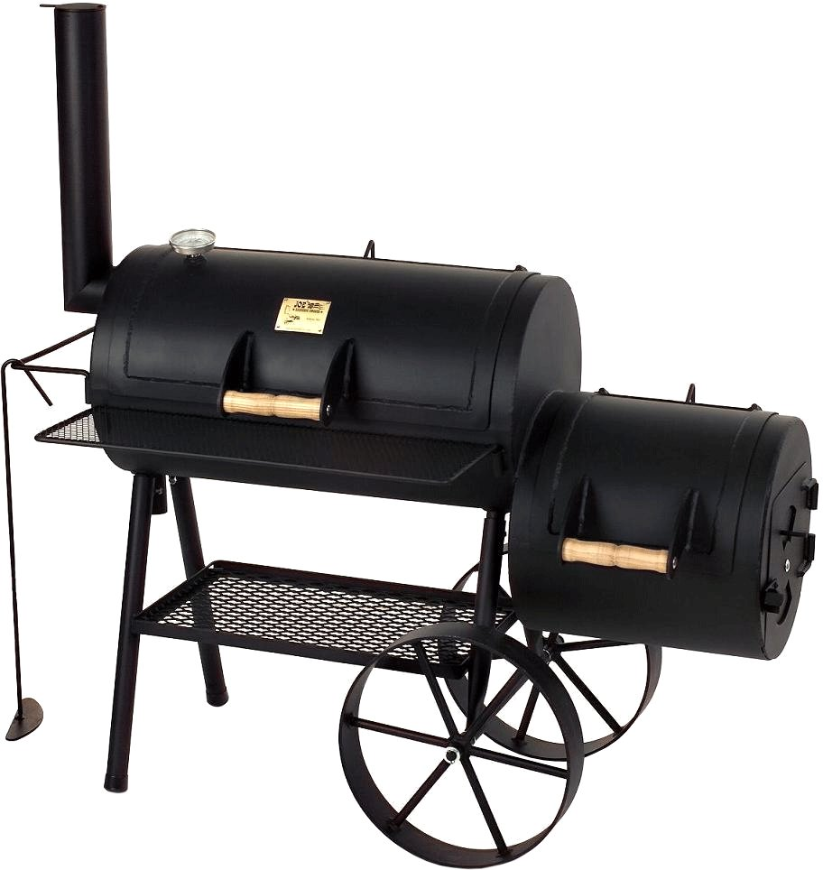Rumo Joe's Barbeque Smoker 16'' Tradition