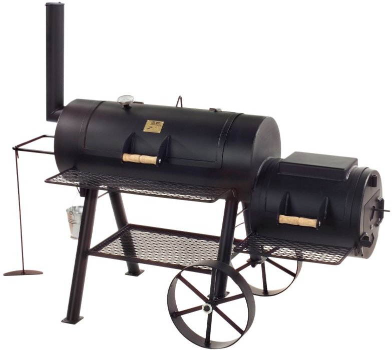 Rumo Joe's Barbeque Smoker 16'' Texas Classic